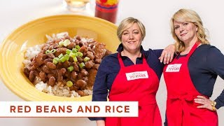 How to Make Red Beans and Rice
