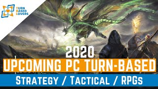 Upcoming PC Turn-Based Strategy RPGs 2020 - Part 1