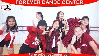 CHRISTMAS SONGS JINGLE BELLS DANCE CHOREOGRAPHY