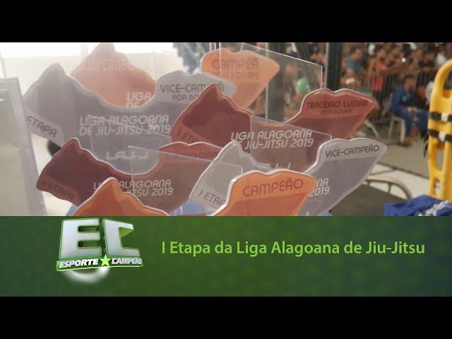 I Etapa da Liga Alagoana de Jiu-Jitsu