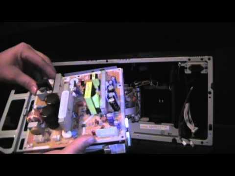 Samsung Dlp White Spot Dot Repair Funnydog Tv