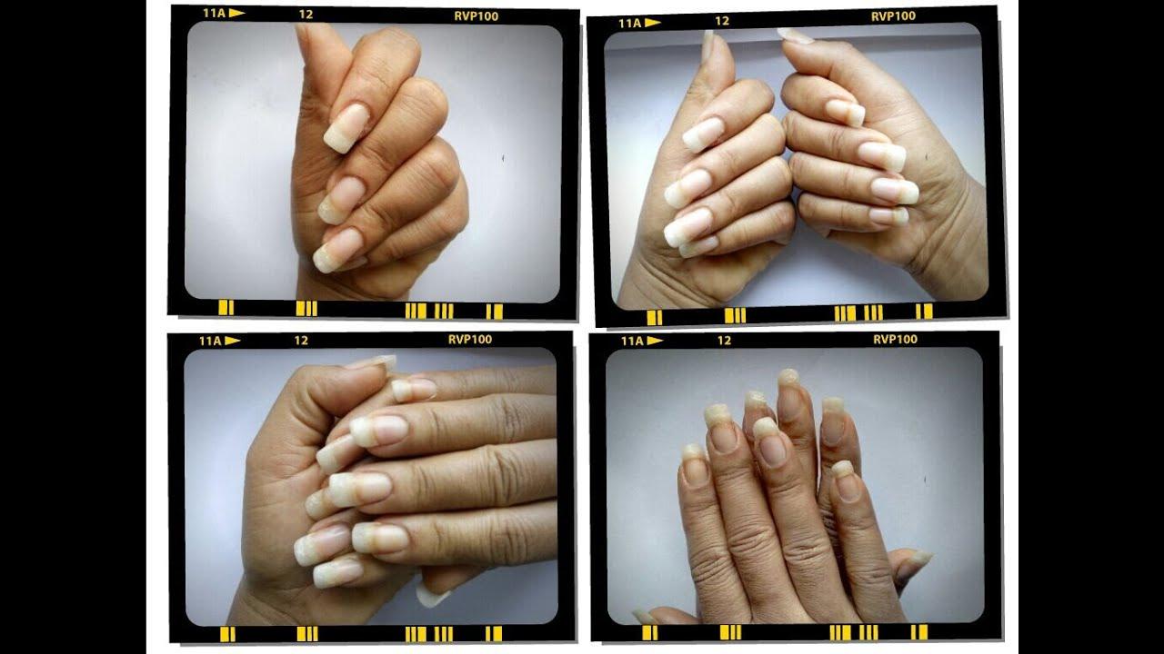 Ricostruzione unghie con cartine - Nails a Porter