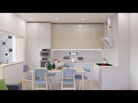 Дизайн 3х комнатной квартиры Запорожье