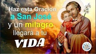 HAZ ESTA ORACIÓN A SAN JOSÉ Y UN MILAGRO LLEGARÁ A TU VIDA Y A TU HOGAR