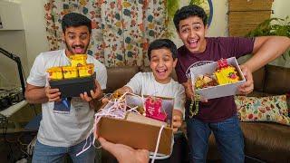 مفاجأة ! هدية رمضان - ردة فعلهم😍🌙