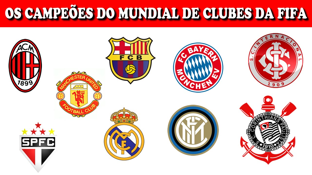 CAMPEÕES DO MUNDIAL DE CLUBES DA FIFA ( 2000