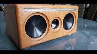 DIY Bluetooth Speaker 2x25w+RGB Music color (Build A-Z)