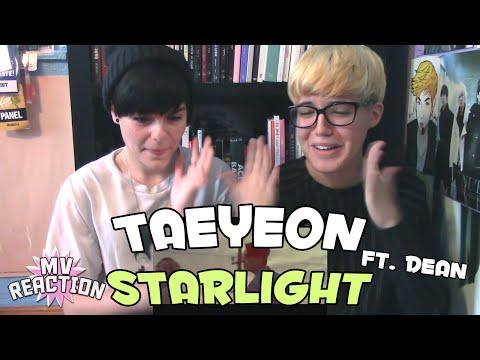 Free Download Taeyeon (태연) - Starlight (feat. Dean) ★ Mv Reaction Mp3 dan Mp4