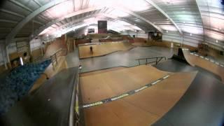 BMX trip to USA - Anton Evstifeev