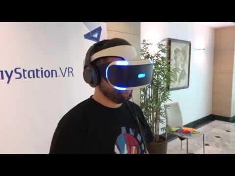 PROBANDO PLAYSTATION VR EN INFORMATIC.COM