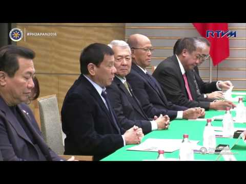 Expanded Bilateral Meeting with Prime Minister Shinzo Abe 10/26/2016
