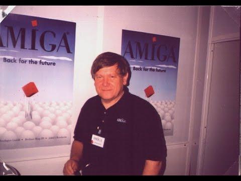 Interview mit Petro Tyschtschenko (Amiga Technologies) auf der Computer'95 in Köln