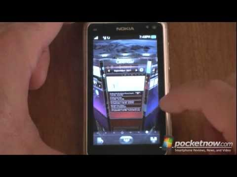 Homescreen Apps for Symbian 3/s60v5/Anna/Belle Free Download from YouTube · Duration:  27 seconds