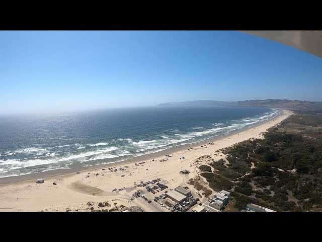 Oceano to Santa Barbara VFR