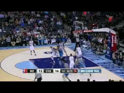 NBA December 29 2012: New Orleans Hornets vs Charlotte Bobcats Highlights