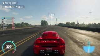 The Crew™ - RUF CTR3 High Speed Race