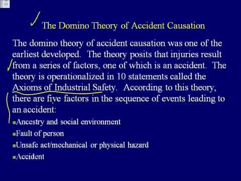 HSCI 58000 10/29/2013 Basics of Occupational Safety I