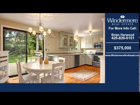 Homes For Sale Kirkland WA Real Estate $375000 3-Bdrms 1.00-Baths