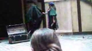 Renaissance Fair 2006 - Paolo Garbanzo & Giacamo the Jester.