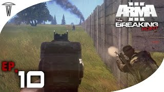 """Arma 3 :BreakingPoint - """" The Perfect Ambush """" Ep.10"""