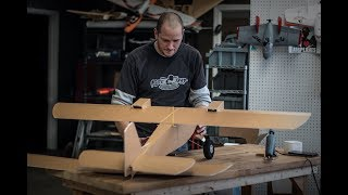 Founders Plane Prototyping