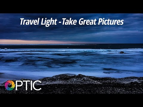 Optic 2016: Travel Light - Take Great Pictures with Katrin Eismann