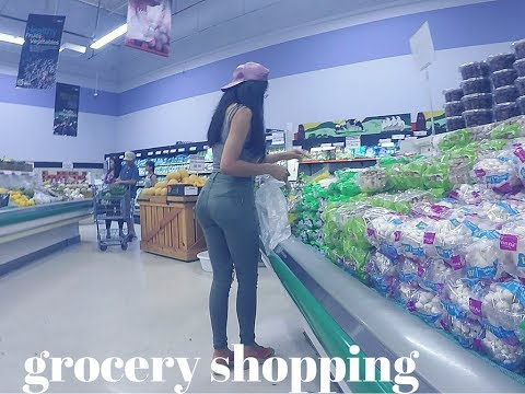 GROCERY SHOPPING WITH ME /SUPER G MARKET / ASIAN FOOD / VEGAN ASIAN FOOD