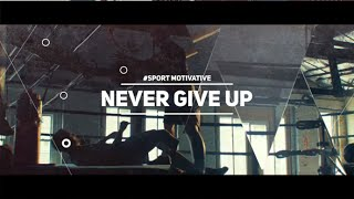Sport Motivate // Dynamic Glitch Opener | After Effects template