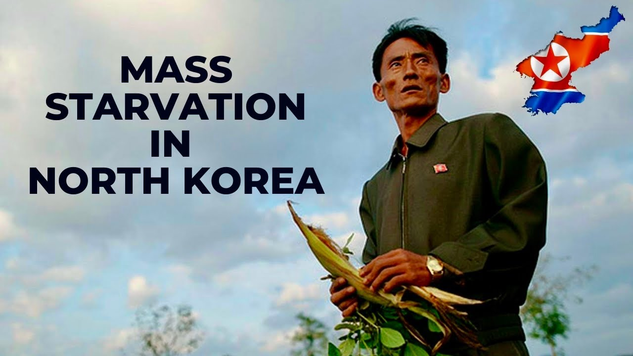 Breaking: 11Million North Koreans Are Facing Severe Food Shortage Under Kim Jong-Un's Regime in 2021
