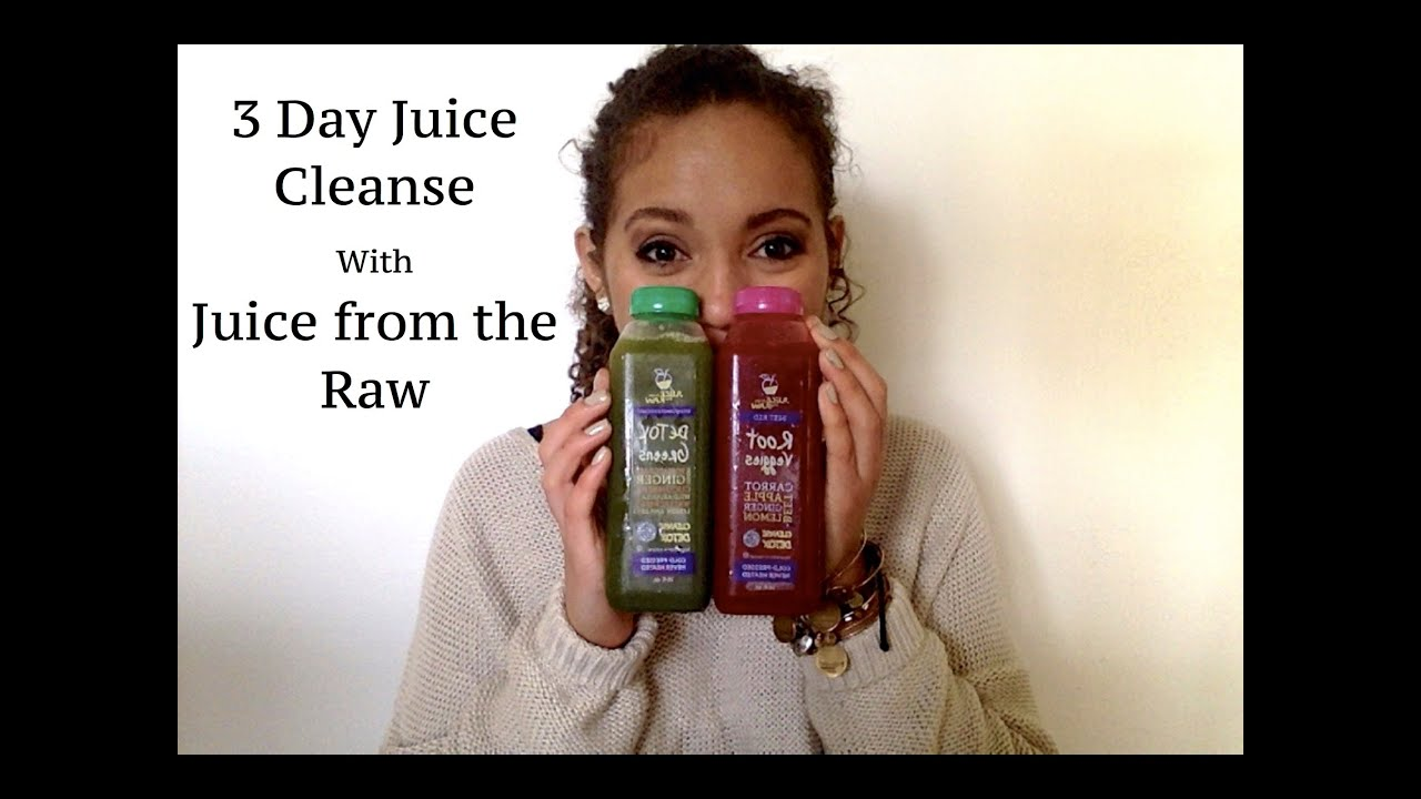 3 day juice cleanse with juice from the raw youtube malvernweather Images