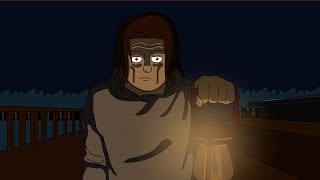 TRUE Scary Animated Horror Story