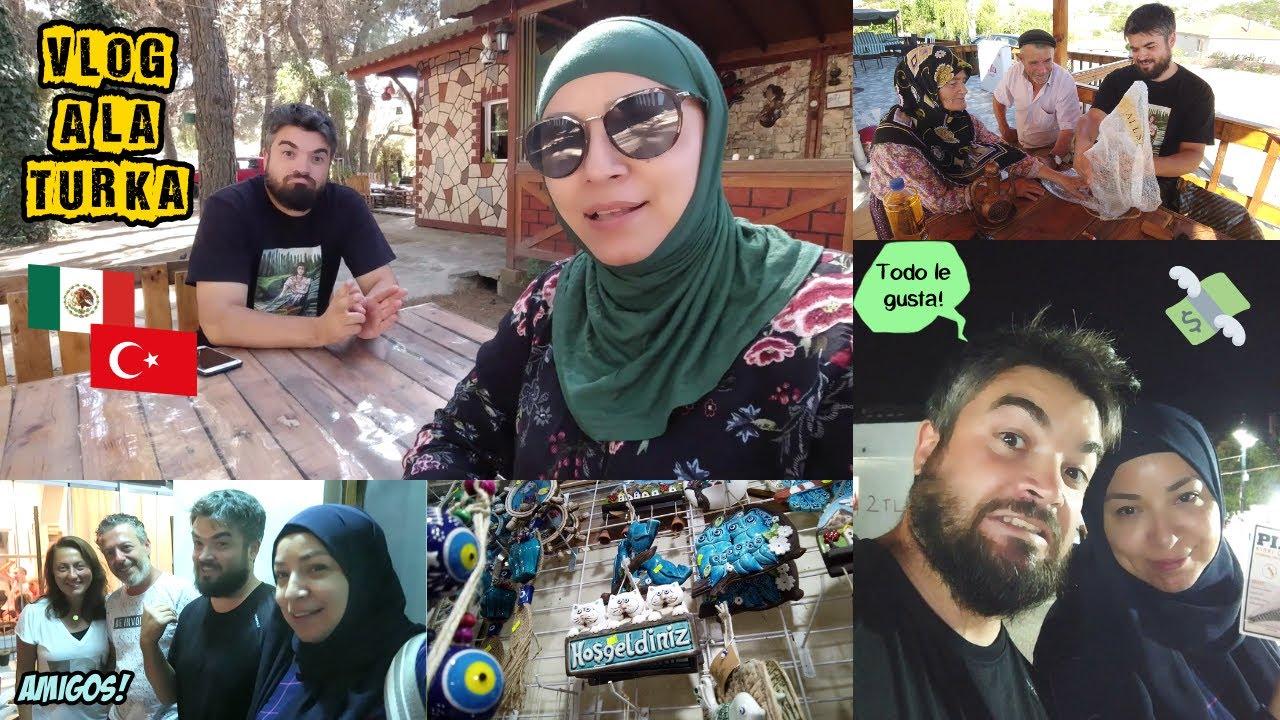 Esto Dijo El Cuñado 🏠🇹🇷 Le Adelanto Regalo Al Turco + Decoración | Mexicana En Turquía
