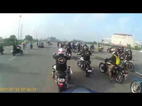Bikers paradise st anniversary ride youtube