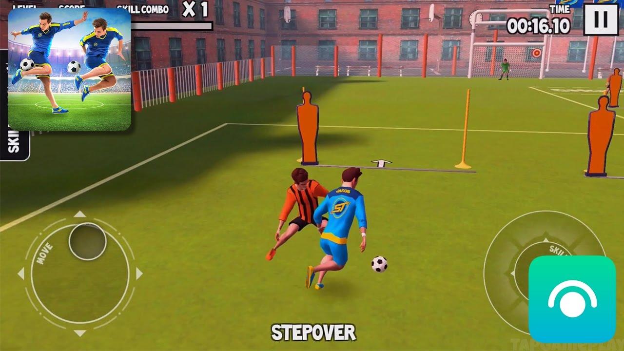 FOOTBALL TÉLÉCHARGER IOS SKILLTWINS GAME 2