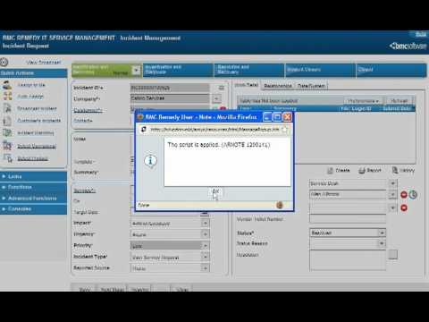 BMC REMEDY MANAGEMENT INCIDENT PDF