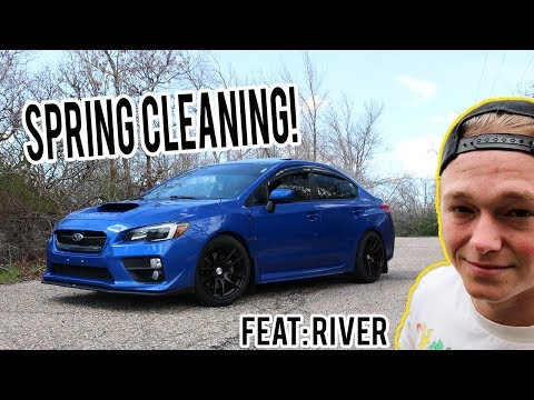 How To EASILY Clean Your Car!