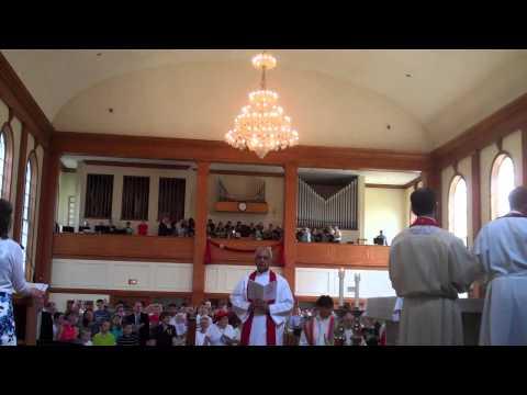Hymn: O Spirit, All Embracing