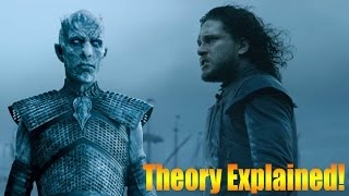 Why Is The Night King So Interested In Jon Snow? Theory Explained thumbnail