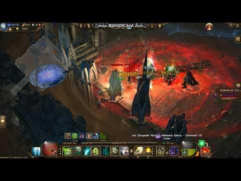 Drakensang Online Quicksilver Mortis Infernal 3 Solo