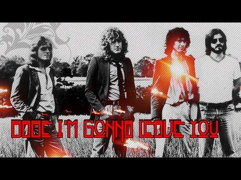 Led Zeppelin - Babe I'm Gonna Leave You - Studio Version 1969