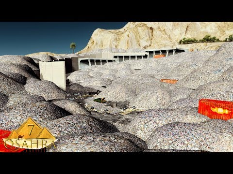 Cities Skylines: Osahra - The Garbage Dump! #7