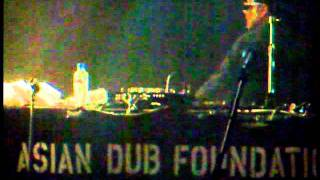 asian dub foundation flyover live gagarin athens 13 5 11