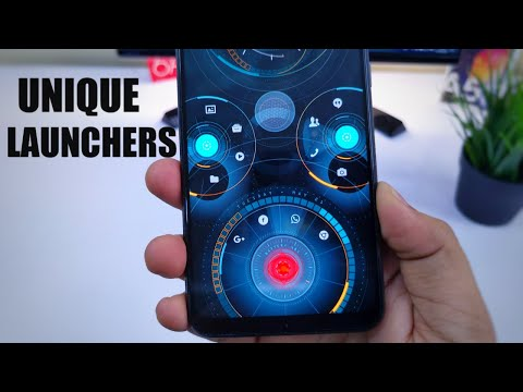 5 Most Unique And Powerful Android Launchers You Must TRY - 2019