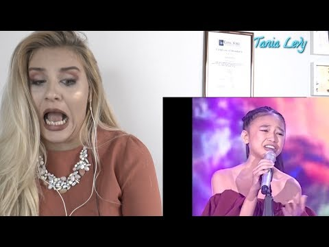 Vocal  Coach  |Reaction ANNETH - JEALOUS (Labrinth) - TOP 7 - Indonesian Idol Junior 2018