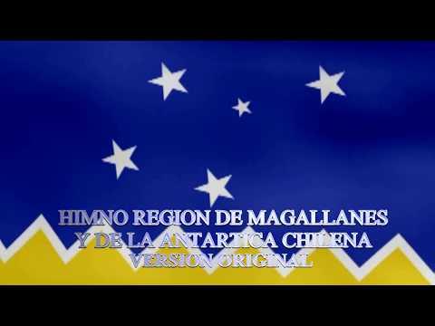 HIMNO REGION DE MAGALLANES Y DE LA ANTARTICA CHILENA (REMASTERIZADO)