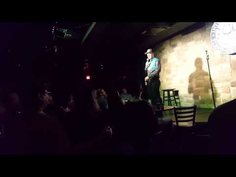 2015 Ben Darsow - Vancouver Bears @ Yuk Yuks Comedy Club