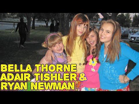 BELLA THORNE, RYAN NEWMAN & ADAIR TISHLER  with PIPER REESE PQP 013