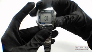 Обзор мужских часов Casio A178WEA-1A
