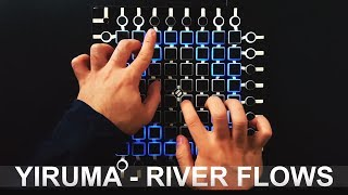 Special 40k Yiruma River Flows In You Launchpad Pro Cover