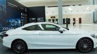 [XEHAY.VN] Chi tiết Mercedes C300 Coupé giá 2,7 tỷ tại Hà Nội